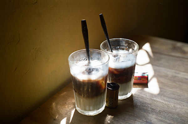 VIETNAMESE ICED COFFEE FOR HOT SUMMER