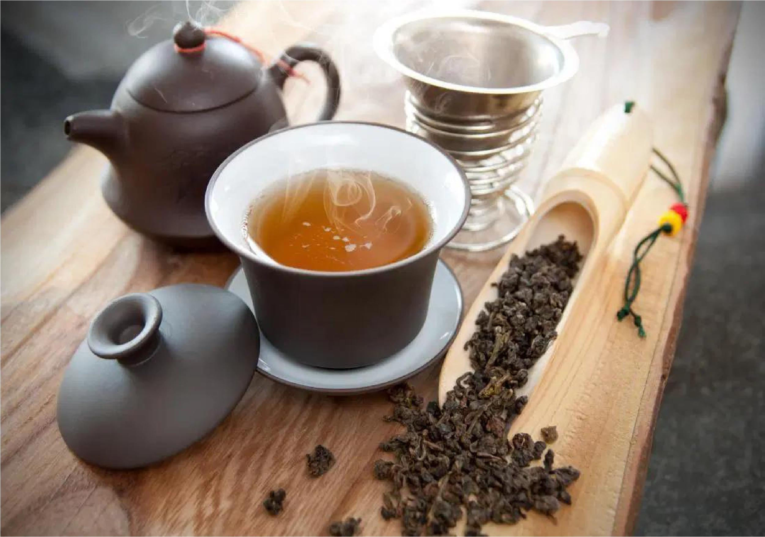 How to Make Oolong Tea