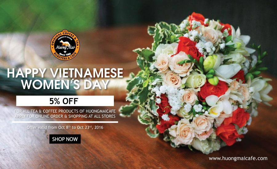 vietnamese women day weasel coffee