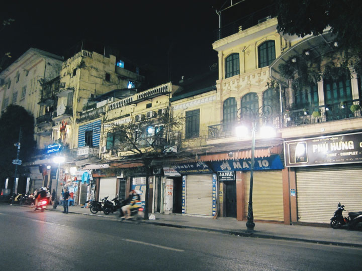 Hanoi Old Quarter is awaiting you to explore