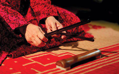 Traditional instrument, Mõ.