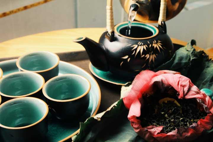 Температура водной основы является очень важным фактором, определяющим качество вашего чая.
